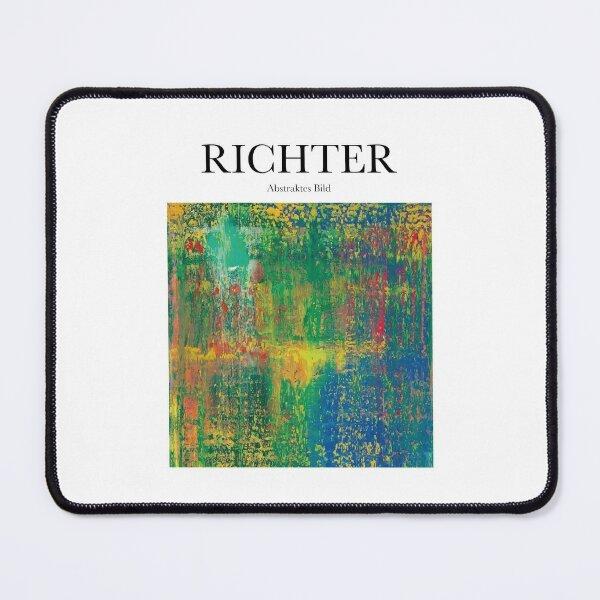 Richter - Abstrakte Bilder Mouse Pad