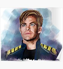 Oh Captain my Captain Poster