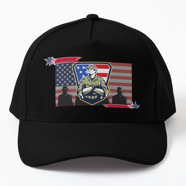 Proud veteran Baseball Cap