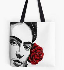 Kahlo Detail Tote Bag