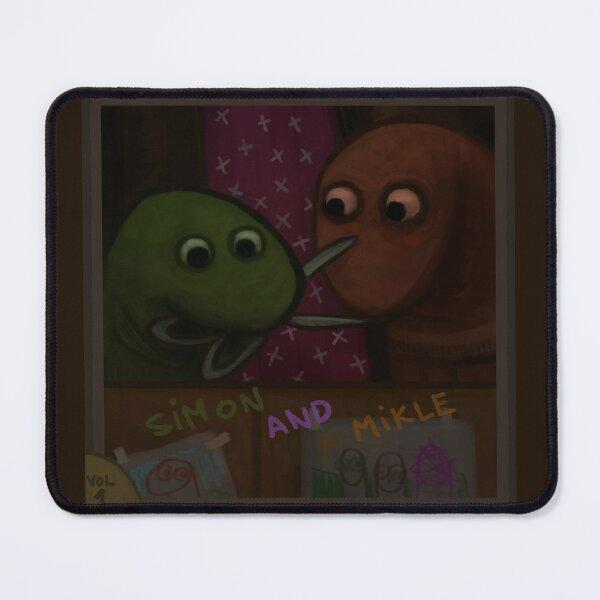 Simon and Mikle Mouse Pad