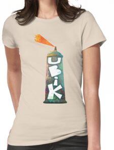 Phillip K Dick Sci Fi - Ubik Womens Fitted T-Shirt