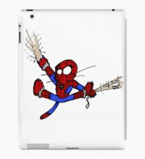 Spider-chat iPad Case/Skin