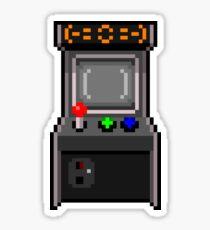 Arcade Cabinet Sticker