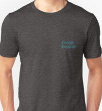 Courage, dear heart Unisex T-Shirt