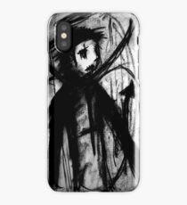 Patron Saint Blasphemy iPhone Case