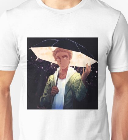 Starry Umbrella Unisex T-Shirt