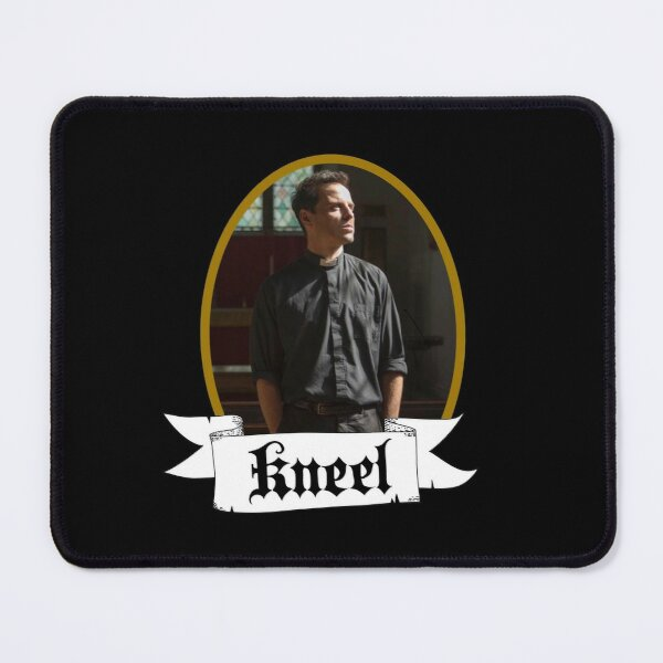 Fleabag sexy priest #3 Mouse Pad