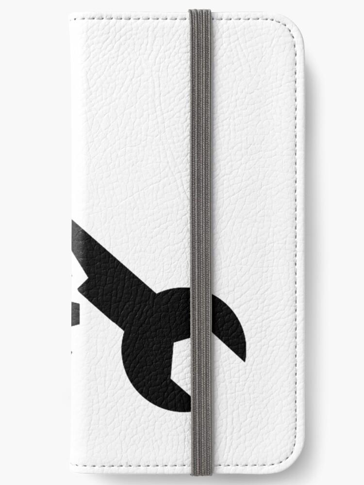 Schraubenschlüssel-Zahnrad von Designzz