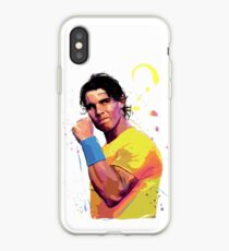 Rafa Nadal iPhone Case