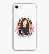 Hermione Granger iPhone Case/Skin