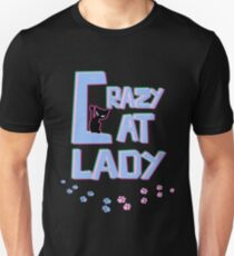 Crazy Cat Lady! T-Shirt