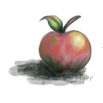 Pomme - Apple by ColoursOfFrance