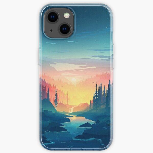 Wilderness iPhone Soft Case