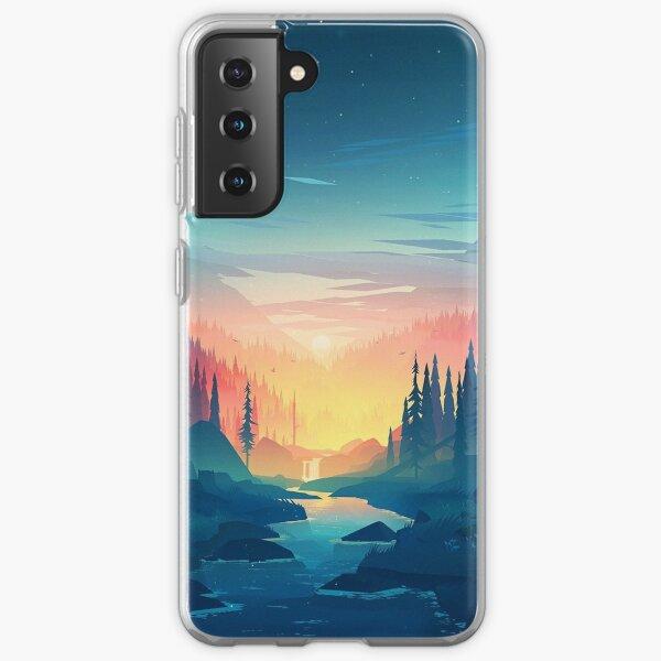 Wilderness Samsung Galaxy Soft Case