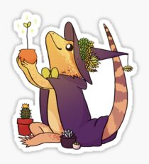 Bearded Dragon - Charlie Sticker