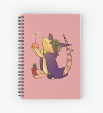 Bearded Dragon - Charlie Spiral Notebook