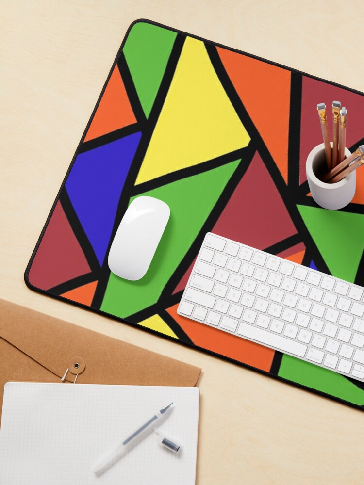 Alternate view of Geometry  Mouse Pad