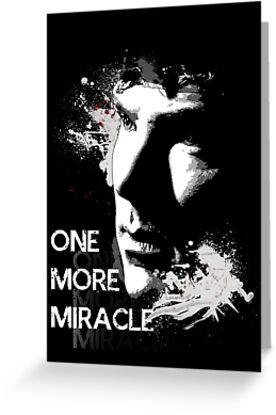 Sherlock - One More Miracle by Iza Springintveld