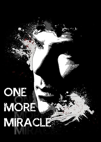 Sherlock - One More Miracle by Iza Springintveld