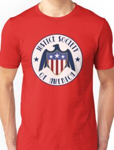 justice society of america Unisex T-Shirt