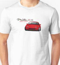 Mazda MX-5 Miata NA Unisex T-Shirt