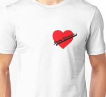 Nasty Woman Heart 2 Unisex T-Shirt