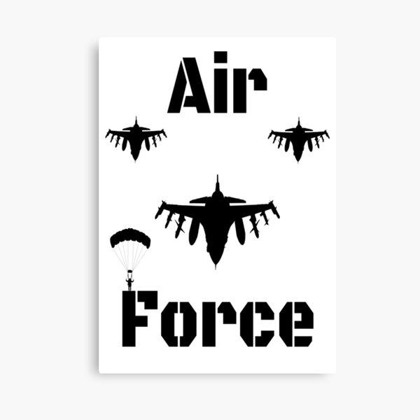 Air Force Canvas Print
