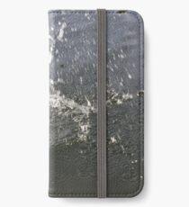 Water Sploosh iPhone Wallet/Case/Skin