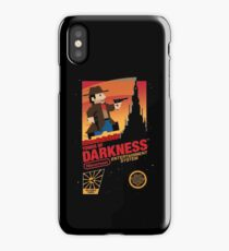 Tower of Darkness iPhone Case