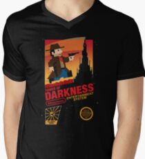 Tower of Darkness Mens V-Neck T-Shirt