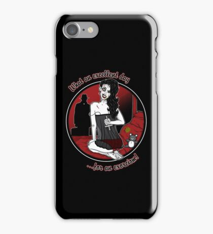 Hell's Belle iPhone Case/Skin