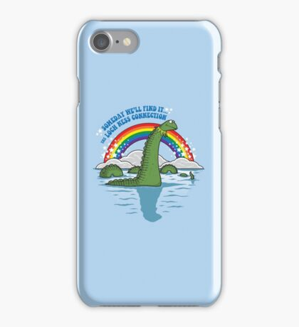The Lochness Connection iPhone Case/Skin