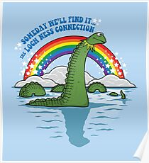 The Lochness Connection Poster
