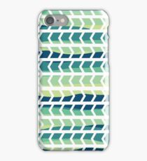 Arrows - Cool Colors iPhone Case/Skin