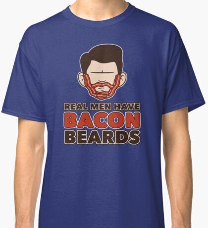 Bacon Beard (men's version) Classic T-Shirt