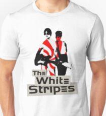 The White Stripes - Pepermint Tape Unisex T-Shirt