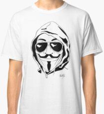 Vendetta Shades Logo Classic T-Shirt
