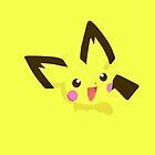 Pokemon - pichu cute by lowandhigh