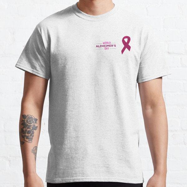 t-shirt alzheimer's day  Classic T-Shirt
