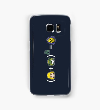 He-Math Samsung Galaxy Case/Skin
