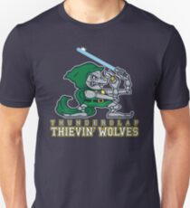 Thunderclap Thievin' Wolves T-Shirt