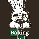 Baking Bad by mikehandyart
