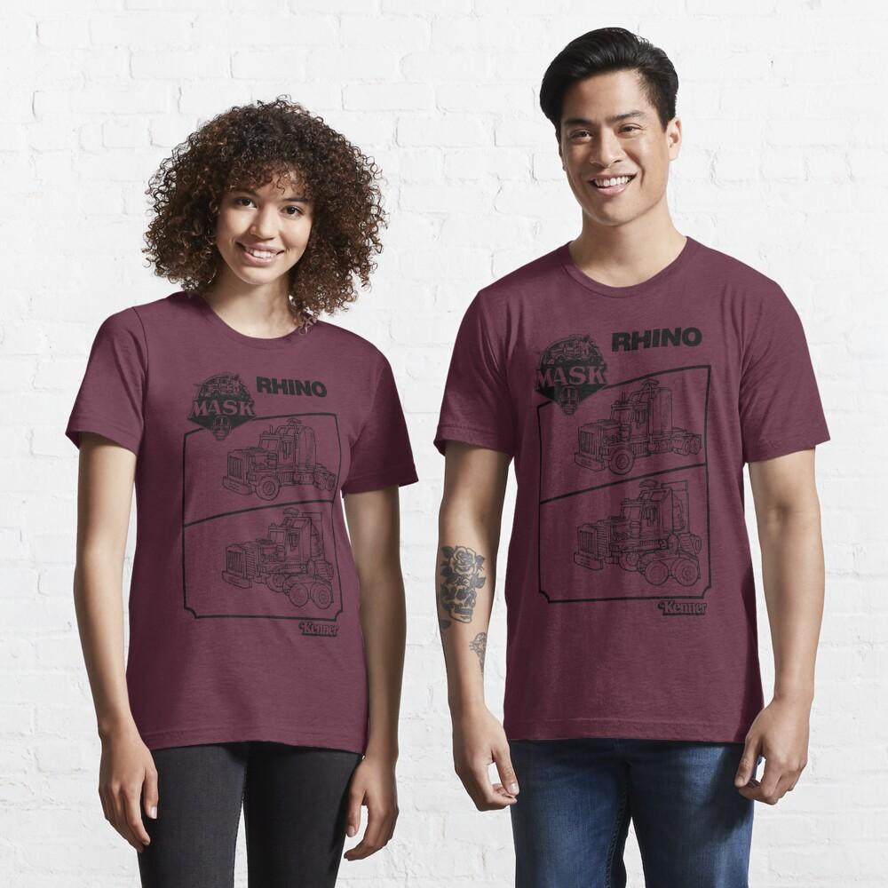 M.A.S.K. - Rhino Essential T-Shirt