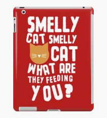 Smelly Cat (Friends) iPad Case/Skin