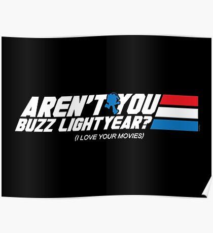 Aren't You Buzz? Poster