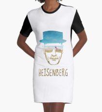 Heisenberg Graphic T-Shirt Dress