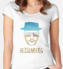 Heisenberg Women's Fitted Scoop T-Shirt