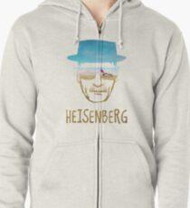 Heisenberg Zipped Hoodie