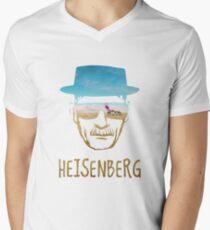 Heisenberg Men's V-Neck T-Shirt